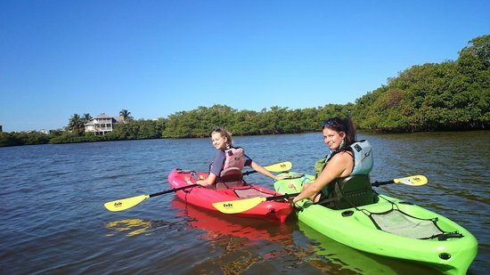 Crazy Woman Kayak: A perfect family event.