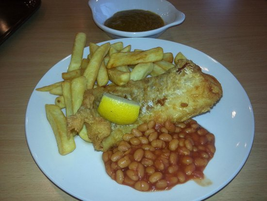 Morrisons Cafe Penrith Penrith Traveller Reviews - TripAdvisor & Salmon with parsley sauce. - Morrisons Cafe Penrith Penrith ...