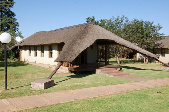 Nkanga Lodge: Our Lodge