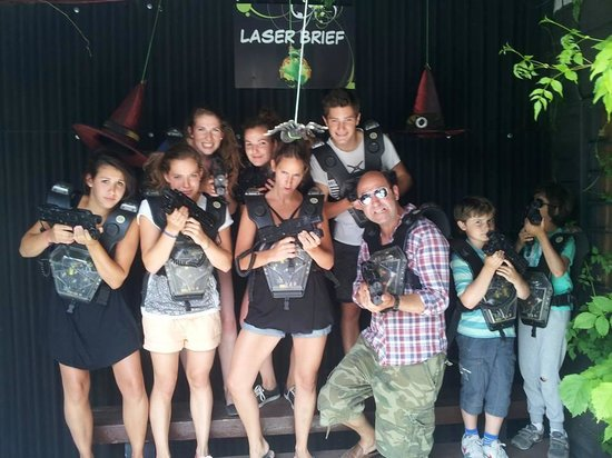 ‪Laser Game Noirmoutier‬