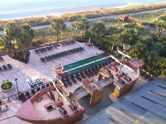 Breakers Resort Myrtle Beach Paradise Tower Reviews