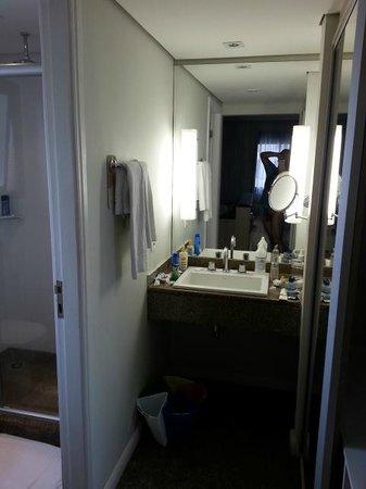 Mercure Sao Paulo Pamplona: banheiro