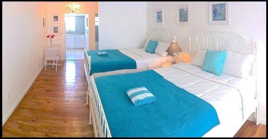Bikini Hostel, Cafe & Beer Garden: Beds