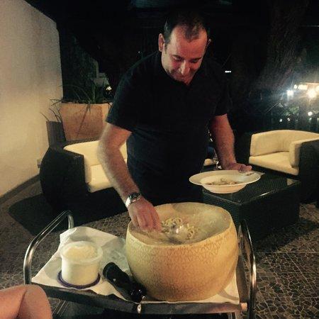 Mamma Roma: Gorgeous home made pasta