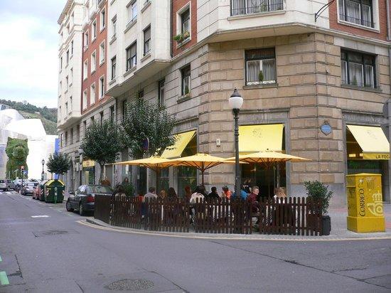 imagen La Foca Nicanora en Bilbao