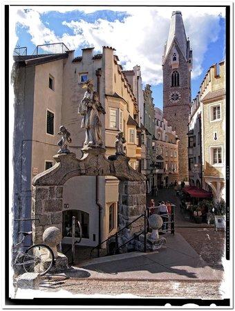 Centro storico 19 foto di duomo di bressanone for Hotel a bressanone centro storico