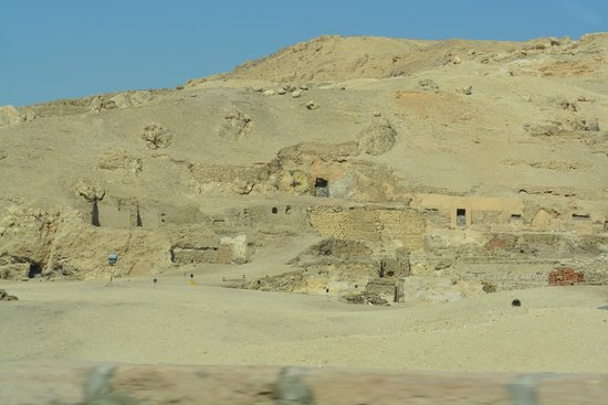 Valley of the Nobles: Vale dos Nobres, Luxor