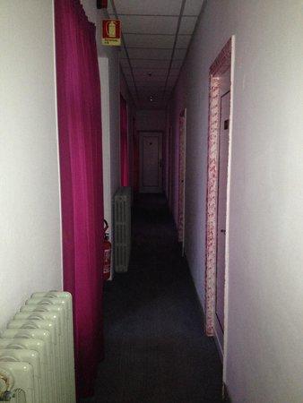 Hotel Giovanna : Corridoio albergo