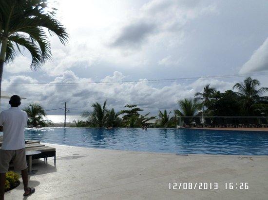 Sonesta Hotel Cartagena: la piscina del hotel sonesta