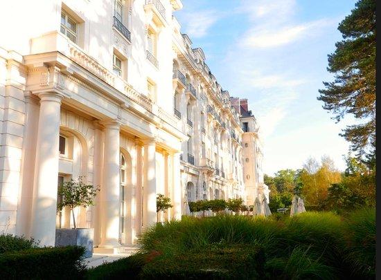 Trianon palace photo de trianon palace versailles a waldorf astoria hotel versailles - Hotel trianon versailles ...