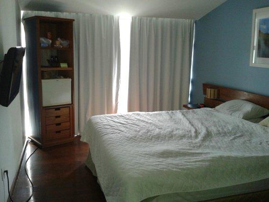 Hotel Sesc Teresopolis: Apartamento