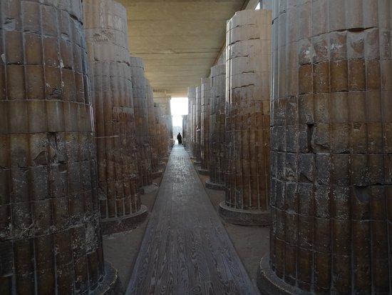 Mastaba of Ti: Complexo em Saqqara
