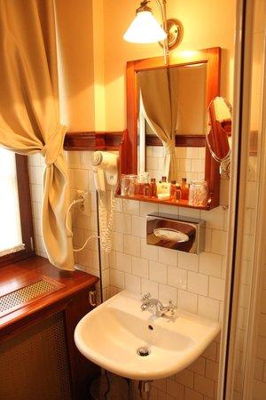 Chateau St. Havel - wellness hotel: Koupelna