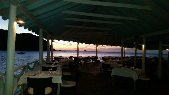 Cap Estate, Saint Lucia: Waterside Grill