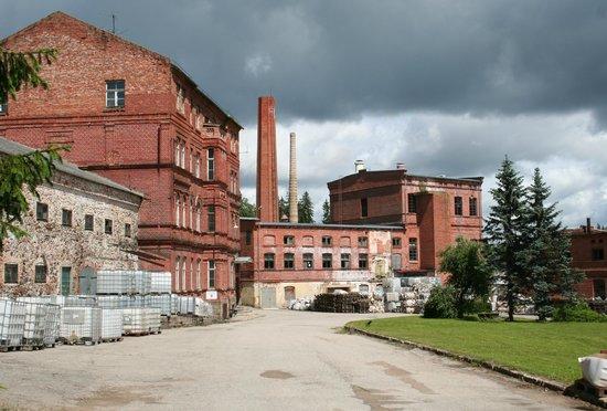 Ligatne Paper Mill