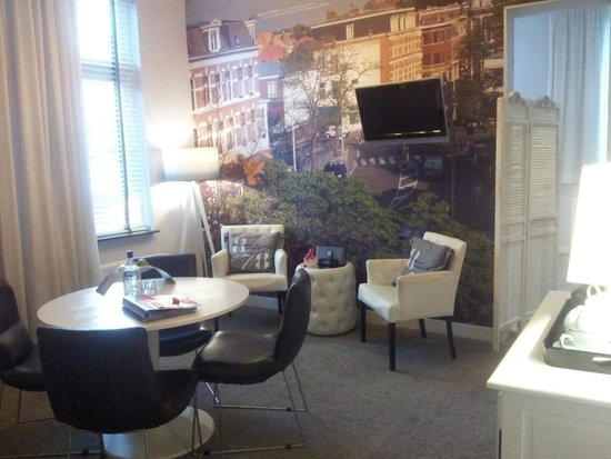 Hotel Mozaic Den Haag: room