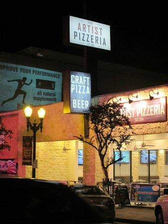 the artist pizzeria covina restaurant reviews phone number photos tripadvisor. Black Bedroom Furniture Sets. Home Design Ideas
