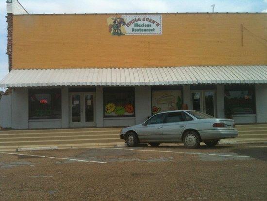 Linden, Τέξας: Uncle Juan's