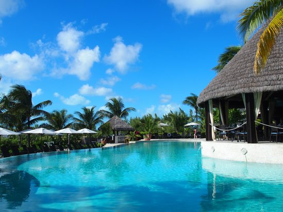 Grand Isle Resort & Spa: Palapa pool