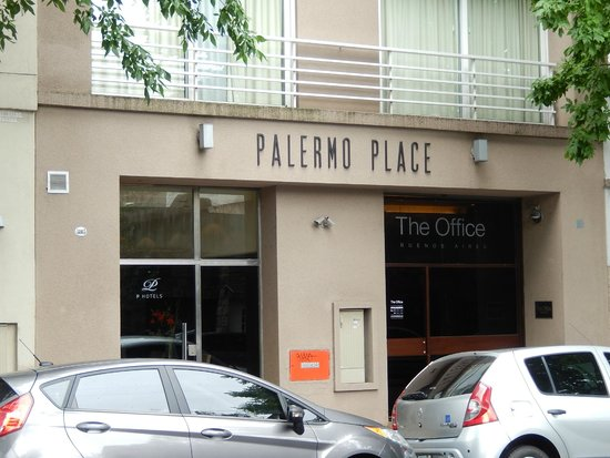 Palermo Place by P Hotels: Front of building