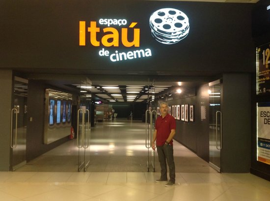 Espaço Itaú de Cinema Frei Caneca