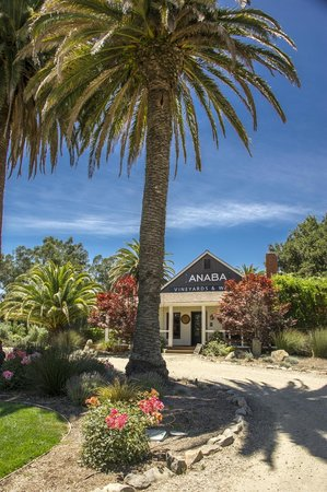 Anaba Wines: Anaba Tasting Room