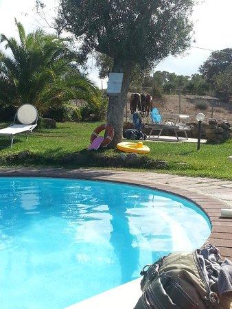 Alghero Resort Country Hotel: PISCINA