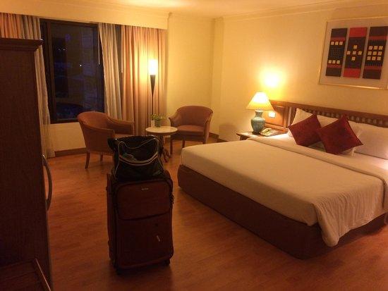 Silom Serene: Hotell rummet