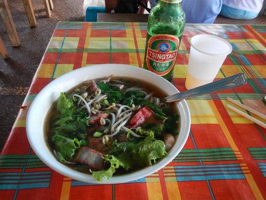 Guayana Francesa: soupe laotienne