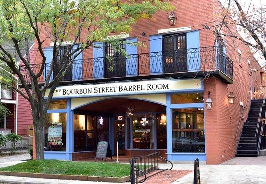 The Bourbon Street Barrel Room