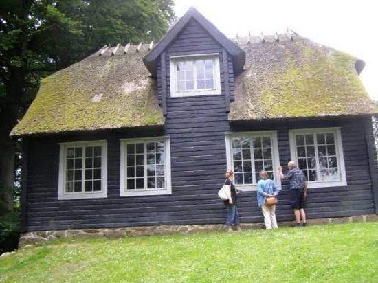 Borre, Denmark: Det Norske Hus (Gæstehus).
