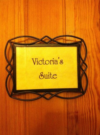 Piper's Village Inn: Victoria's Suite - Guest House