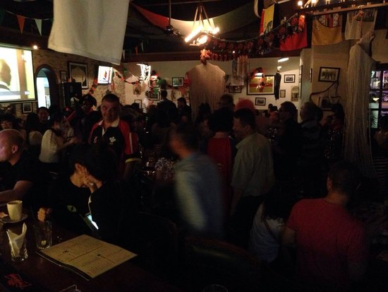 Crazy Halloween party @ Conneely's Irish Bar - Picture of The ...