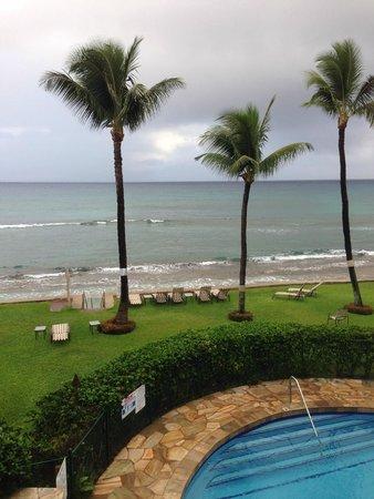Paki Maui Resort: View from Room Lanai