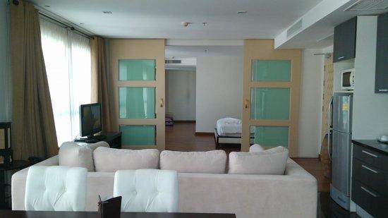 Bless Residence: 部屋