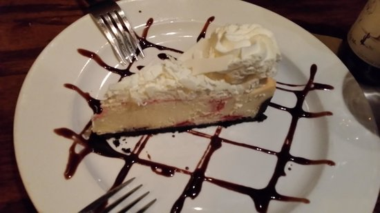 Slocums Grill & Bar : a little sin with the cheesecake