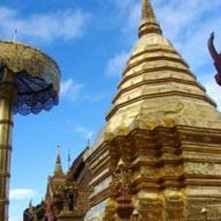 Wat Phra That Doi Suthep: Wat Doi Suthep