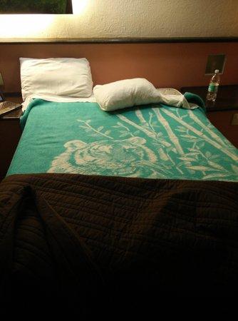 La Catedral: lit couverture ça existe encore ça?