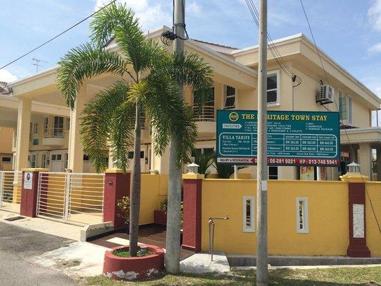 Asean Heritage Residence