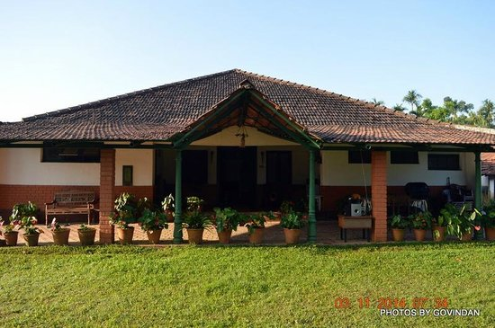 Coffee Village Retreat - a view of colonial bungalow