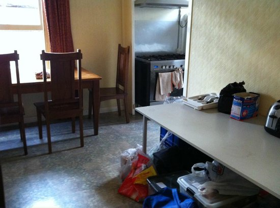 Freemans Lodge & Apartments: Clean & the adults are responsible enough