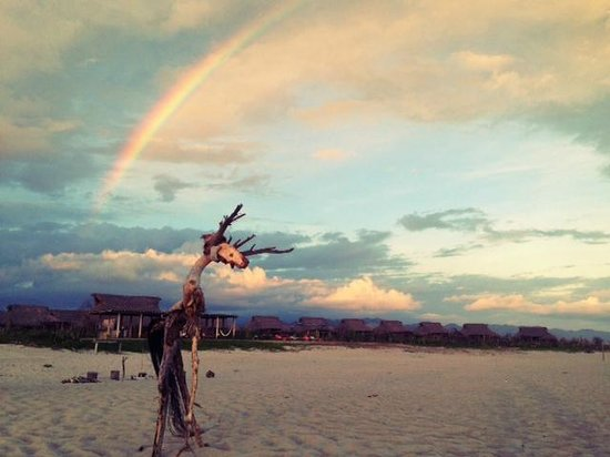 Hotel Escondido: RAINBOW