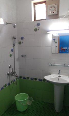 Green Plaza Beach Resort Varkala: Bathroom