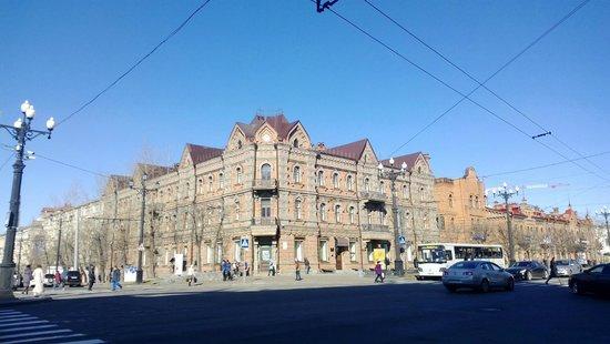 Улица Муравьёва-Амурского