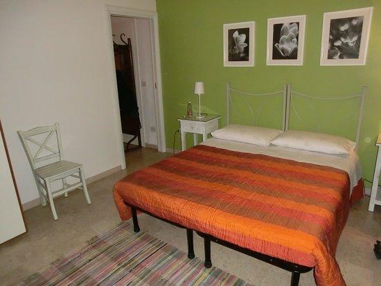 Evergreenitalia B&B: Parte della camera