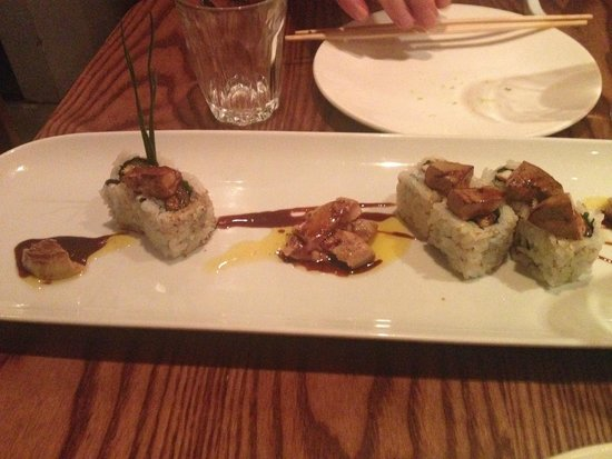 Sushi Roll Picture Of Dinings London