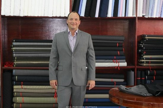 The Best place in Thailand to get a custom tailored suits and