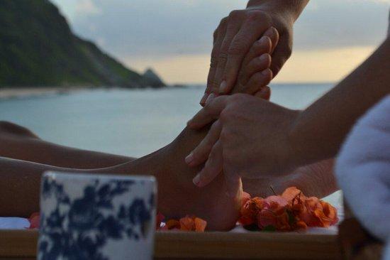 Фернанду-ди-Норонья: Massagem