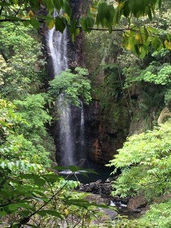 Pause Landis Wulai: Waterfall