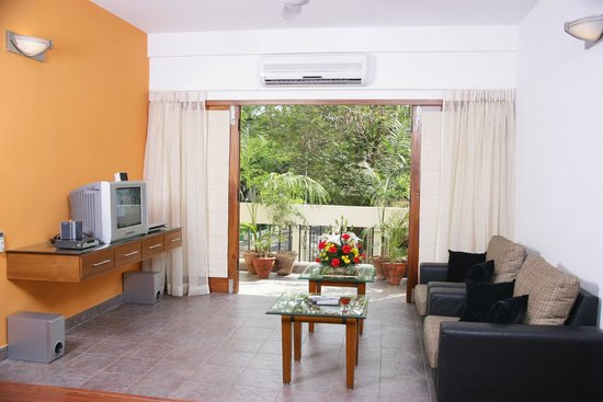 Perfect Haven @ Egmore : Entertainment area at 1st floor